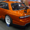 Origin Labo , Aftermarket , Fibreglass , 50mm , Wider , Rear Overfenders / Guards , S13 Silvia