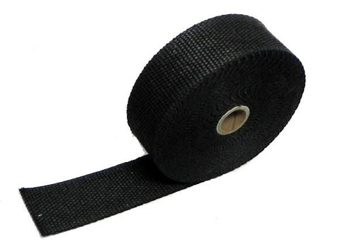 Dri Exhaust Heat Insulating Wrap - Stealth Black 5m