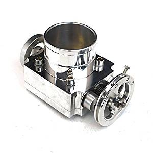 Dri Aftermarket 65mm Polished Throttle Body-Universal