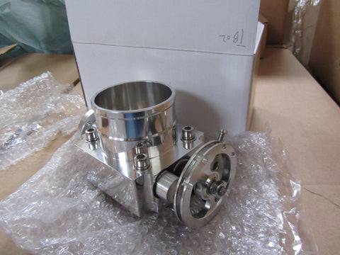 Dri Aftermarket 70mm Polished Throttle Body - Universal