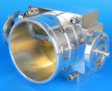 Dri Aftermarket 90mm Polished Throttle Body - Universal