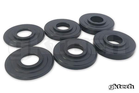 Gktech , Driveshaft / Axle Spacers , 5mm/10mm/15mm ,  s13/s14/s15/r32 .