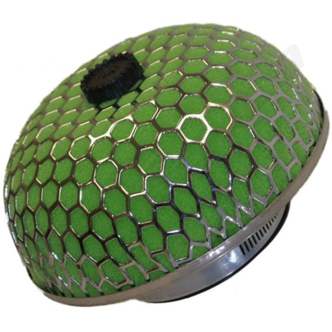 D.R.I , AFTERMARKET , HKS MUSHROOM STYLE , GREEN , POD AIR FILTER