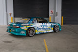 Bn Sports Style , Aftermarket , Fibreglass , Side Skirts , S13 Silvia / 180sx