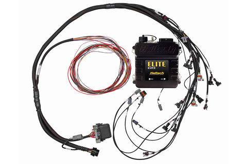 Haltech Elite 950 + GM GEN IV LS2/LS3 (non DBW) Terminated Harness Kit