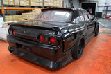 Bn Sports Style , Aftermarket , Fibreglass , Rear bar , R32 Skyline Gts-t