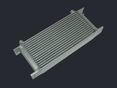 DRI , AFTERMARKET , 16 ROW , FULL ALLOY , OIL COOLER CORE .
