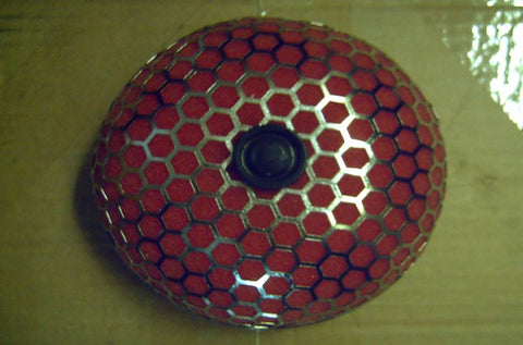 D.R.I , AFTERMARKET , HKS MUSHROOM STYLE , RED , POD AIR FILTER