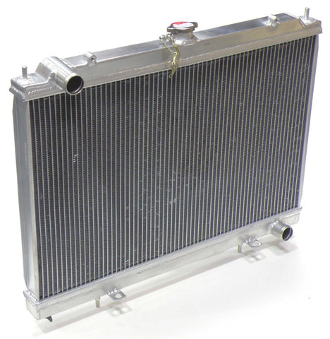 DRI , AFTERMARKET , 40MM , TRIPLE CORE , RADIATOR , S14 / S15 200SX , SR20DET