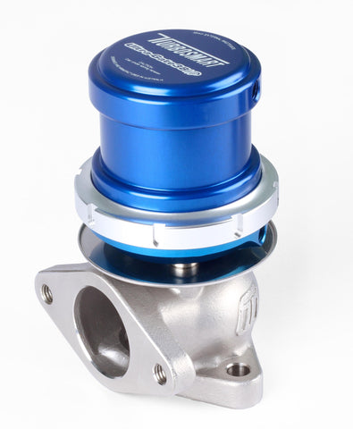 Turbosmart External Wastegate Gen 4 WG38HP Ultra-Gate 35 Psi Blue