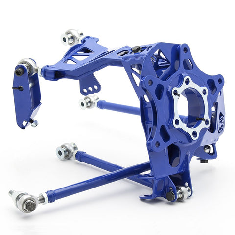 Wisefab = Nissan 370Z Rear Suspension Drop Knuckle Kit