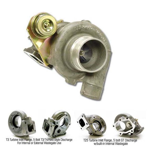 Garrett GT2871R Turbocharger (56 Trim)