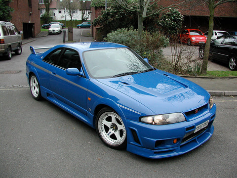 Nismo 400r Style Aftermarket Fibreglass Front Bar R33