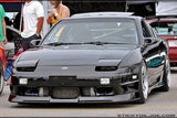 Type-X Style , Aftermarket , Fibreglass , Front Bar & Lower Lip , 180sx