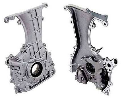 Genuine Nissan Oil Pump Assembly - Sr20det S13 .
