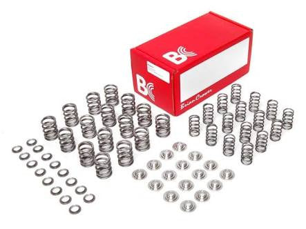 Brian Crower BC , Titanium Valve Springs & Retainers Set , Sr20det .