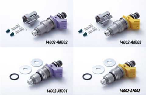 Hks Fuel Injectors 600cc Purple Top Feed - Rb26dett - r32/r33/r34 skyline Gt-r