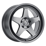 Kansei KNP - Gloss Gunmetal Wheels
