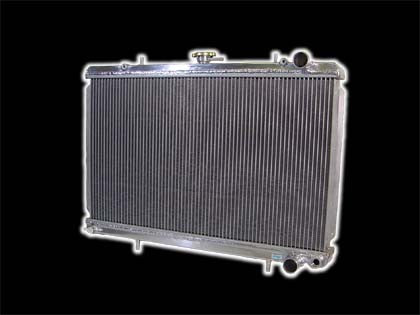 GENUINE KOYO , AFTERMARKET , ALLOY , RADIATOR,TYPE Z,2 LAYER,53MM,R32 SKYLINE GT-R/RB26DETT