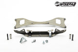WISEFAB=Nissan S Chassis Front Lock Kit Rack Relocation S13 180sx 4 Stud Hubs Version 2.0