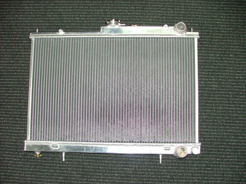 DRI , AFTERMARKET , 40MM , TRIPLE CORE , RADIATOR , R33 / R34 SKYLINE / RB25DET & RB26DETT