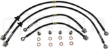 Hel S14 S15 200sx Silvia Braided Brake Line kit