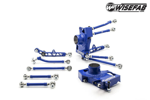Wisefab = Toyota Supra Jza80 Rear Suspension Kit