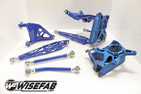Wisefab = Toyota Gt86 / Subaru Brz Rear Suspension Kit