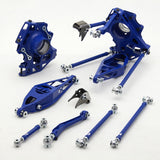 Wisefab = Toyota Supra A90 Rear Suspension Drop Knuckle Kit
