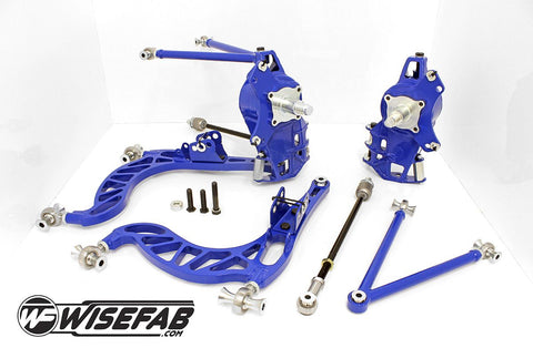 Wisefab = Mazda Rx7 Fd3s Front Steering Angle Lock Kit
