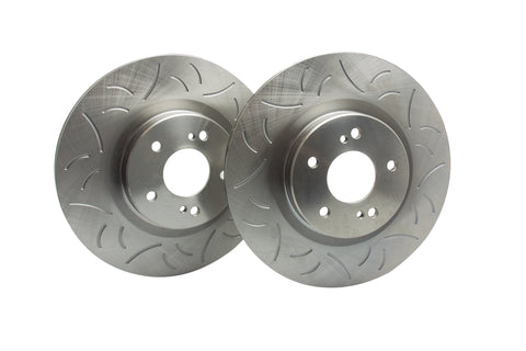 HFM 324mm R33/R34 GTR front slotted rotors
