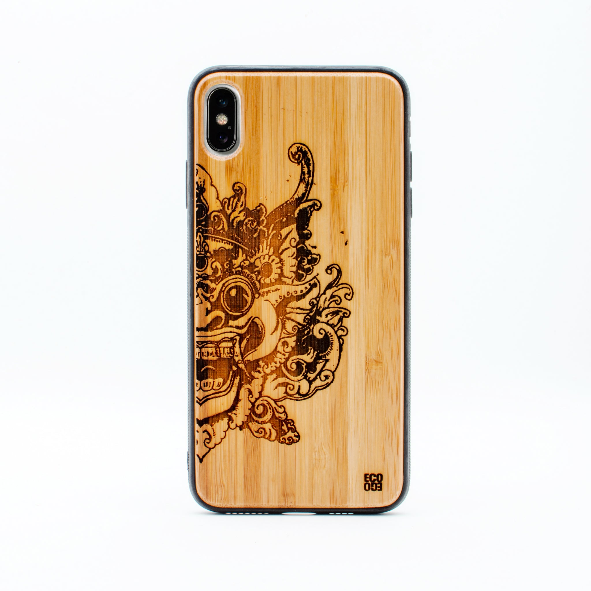 bamboo iphone x max case barong ecoego