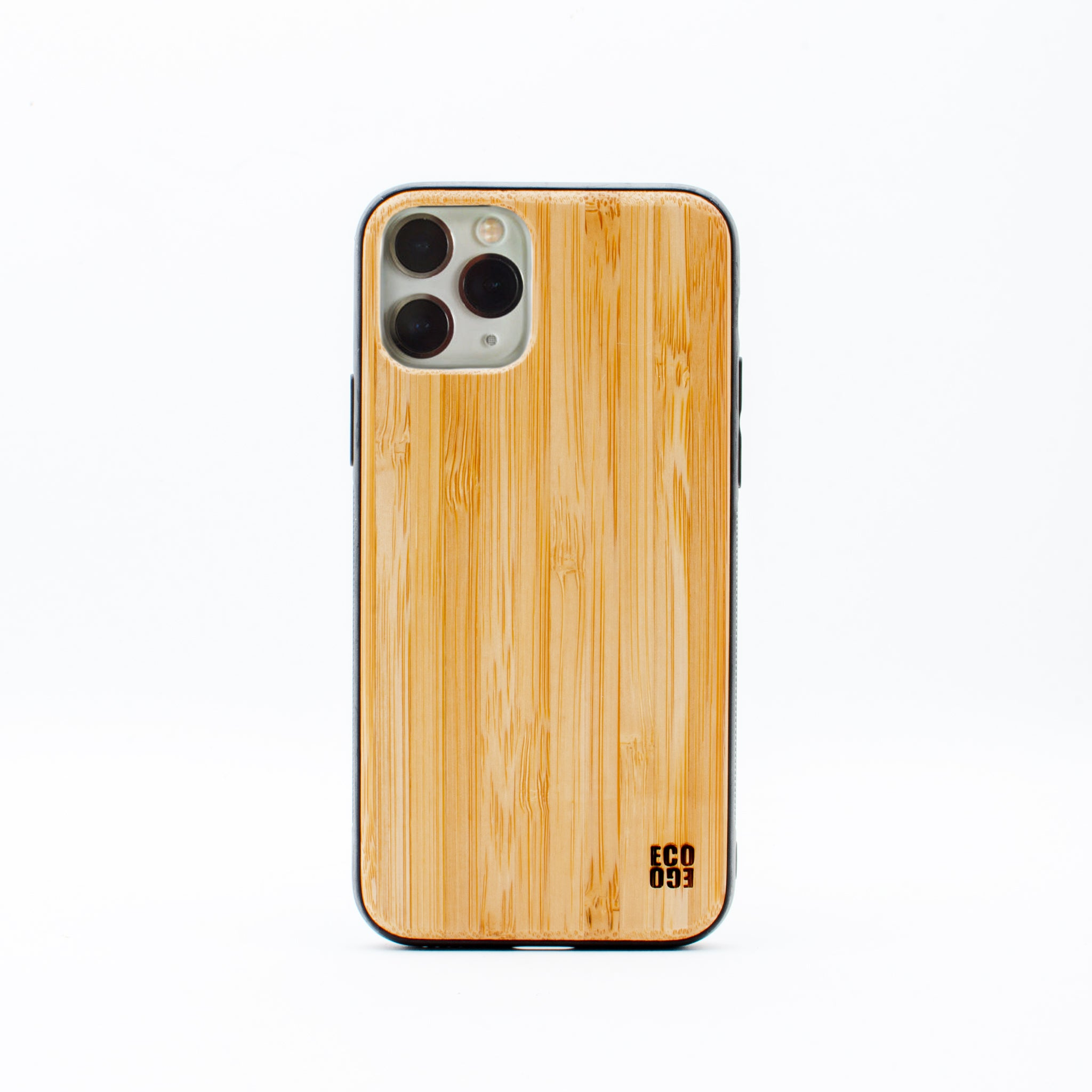 bamboo iphone 11 pro case bamboo plain ecoego