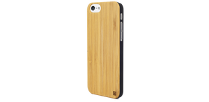 BAMBOO iPhone Wooden Case