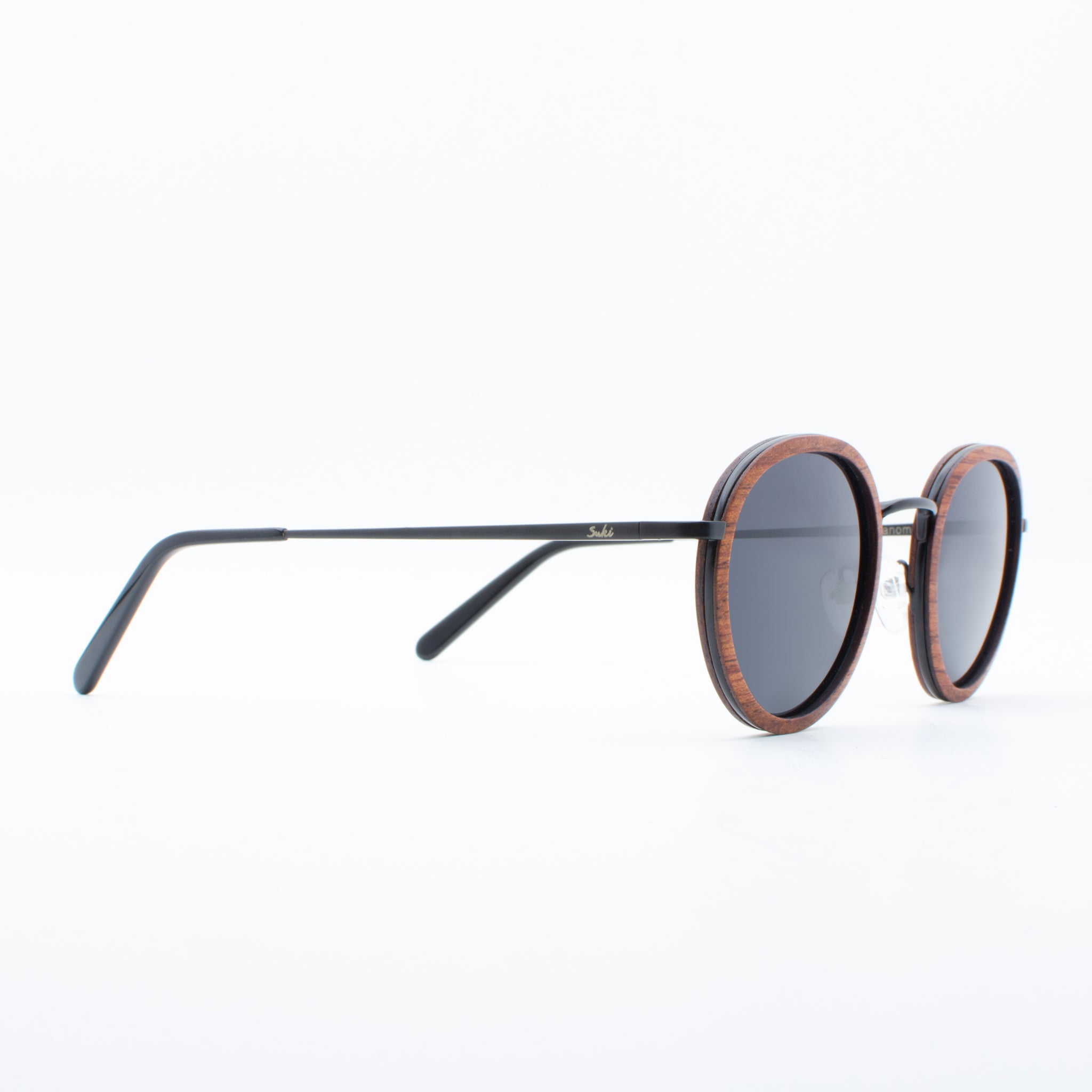 WOODEN SUNGLASSES ANOM WALNUT SUKI