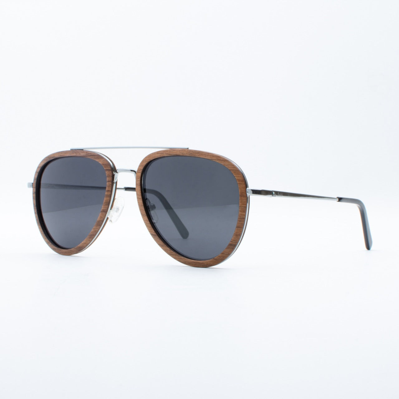 WOODEN SUNGLASSES GUSTI WALNUT SUKI