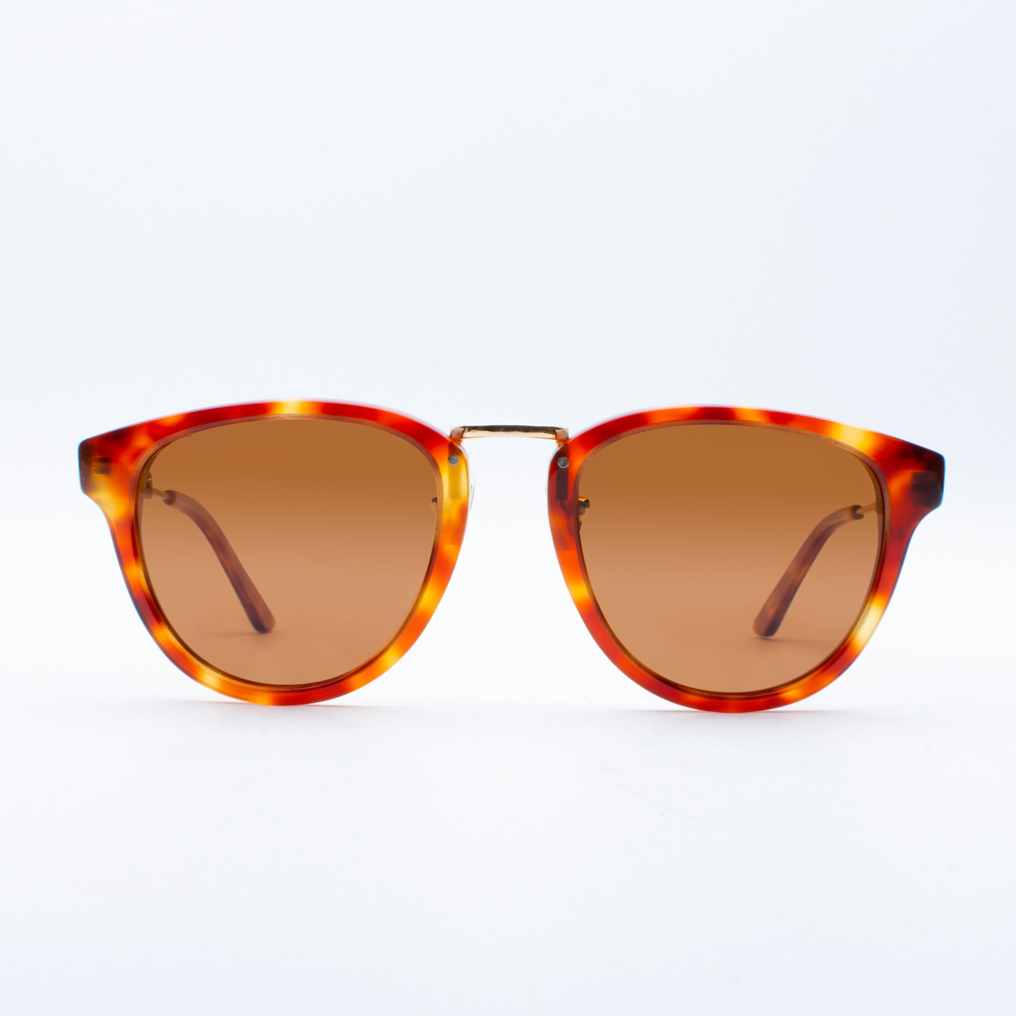 WOODEN SUNGLASSES KILA RED TORTOISE SUKI