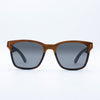 WOODEN SUNGLASSES KINTAMANI WALNUT EBONY SUKI