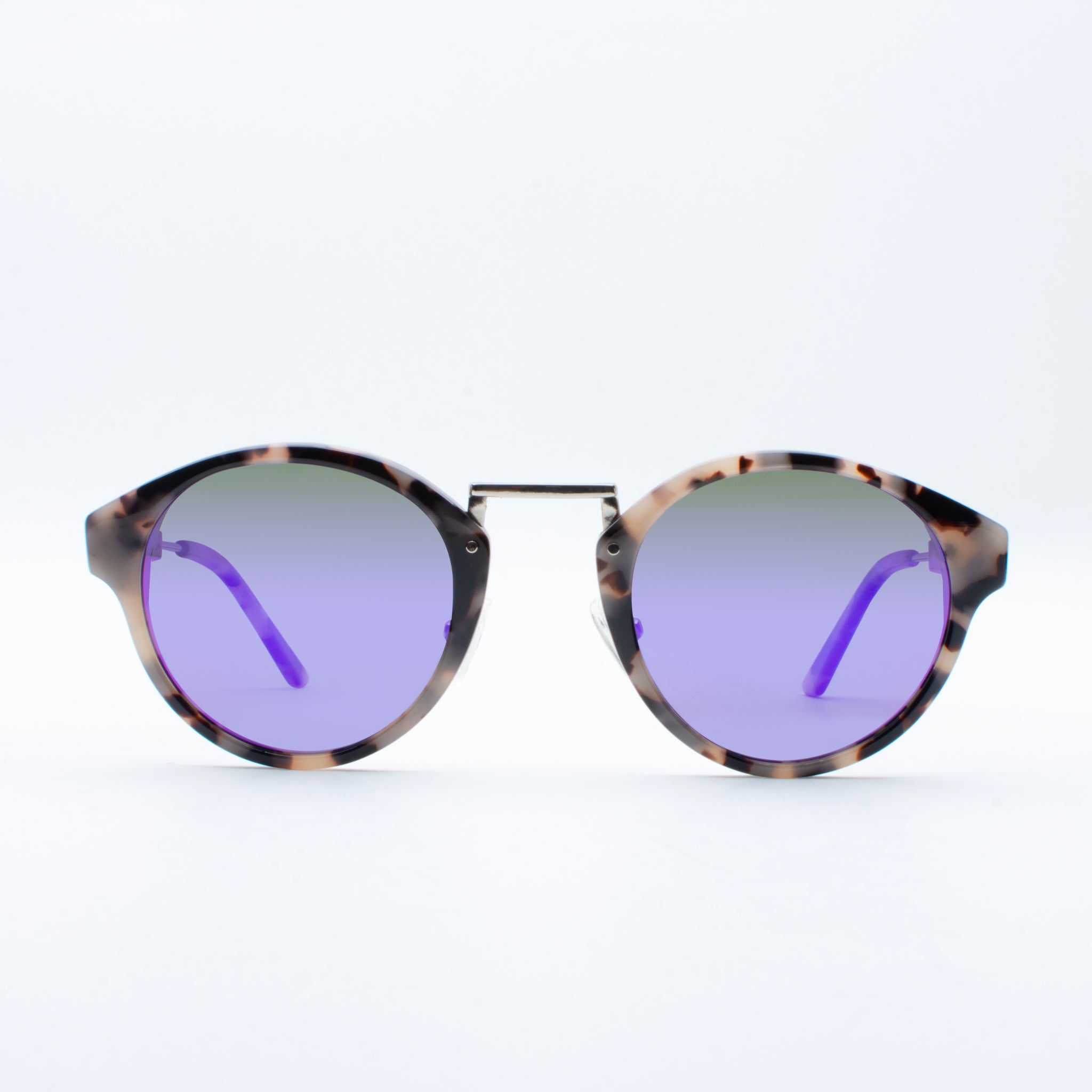 WOODEN SUNGLASSES KIRAN PURPLE SUKI