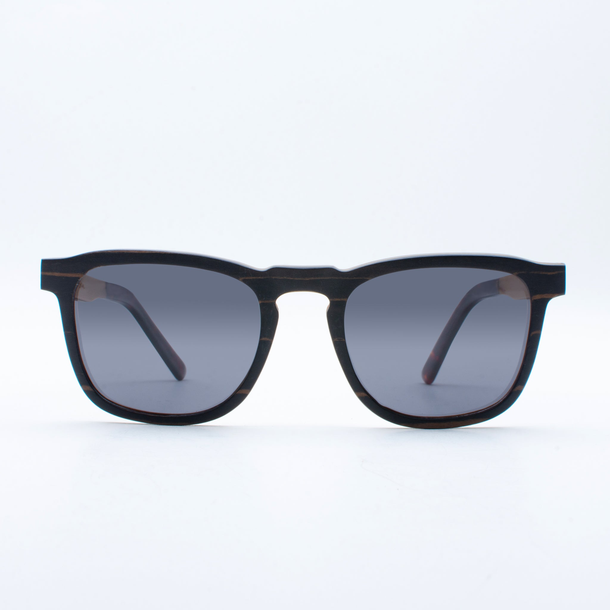WOODEN SUNGLASSES RAU EBONY SUKI