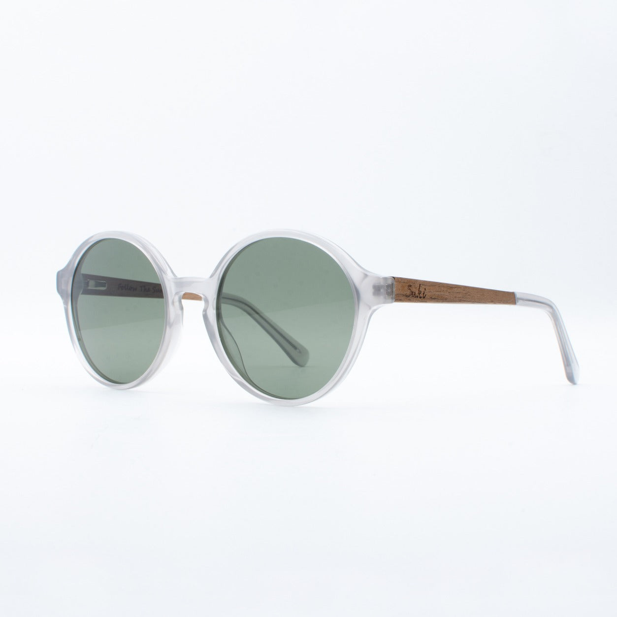 WOODEN SUNGLASSES TALIKA GREY SUKI