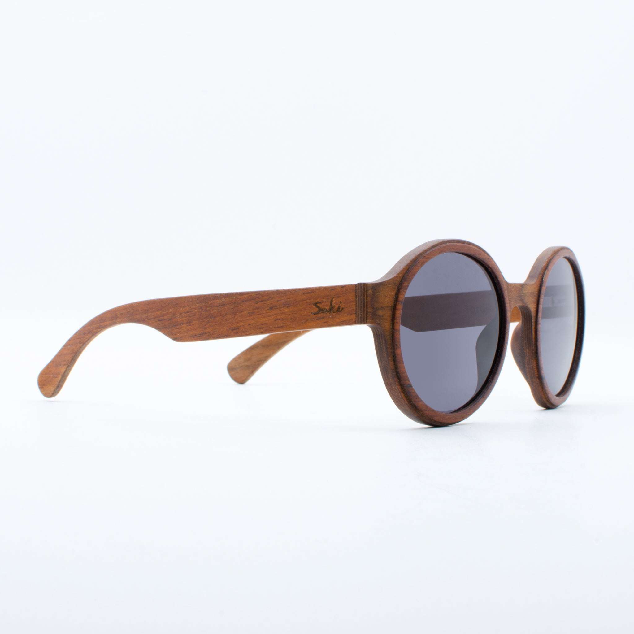 WOODEN SUNGLASSES TORAJA WALNUT SUKI