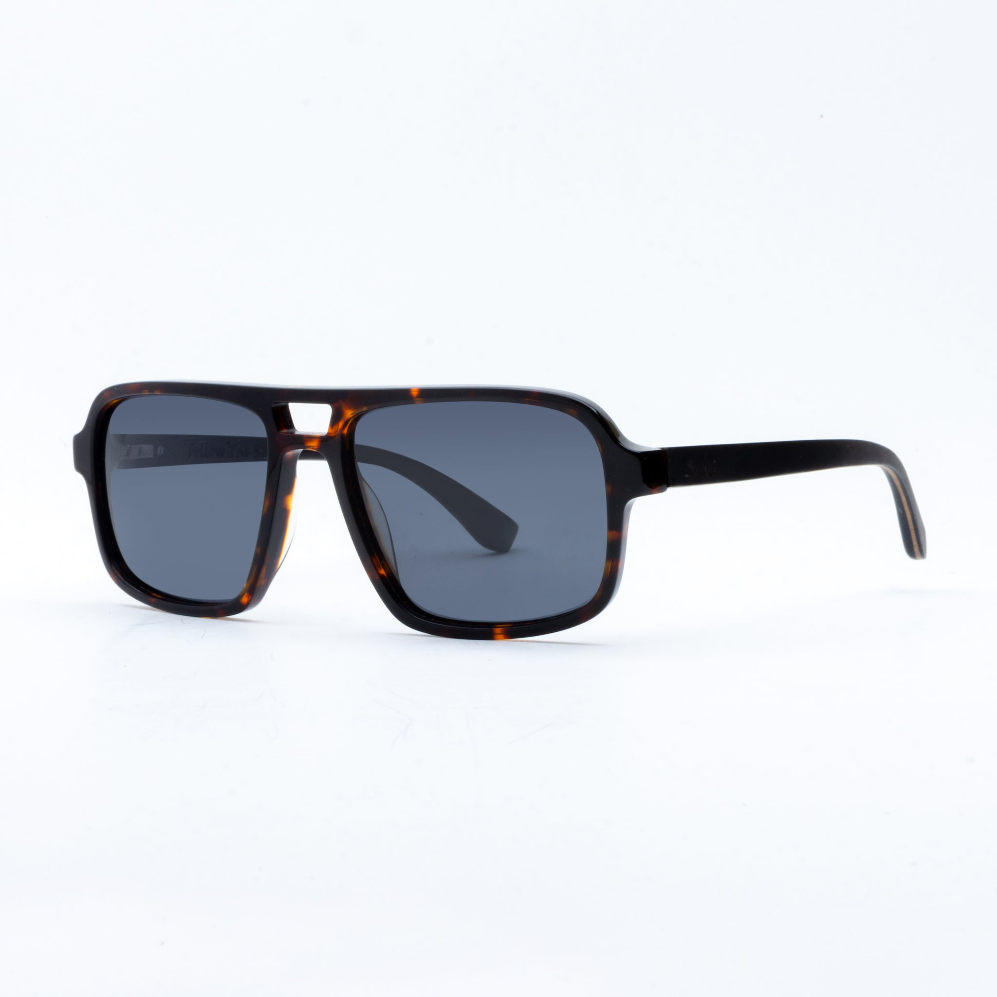 Wooden Sunglasses Made Tortoise Suki