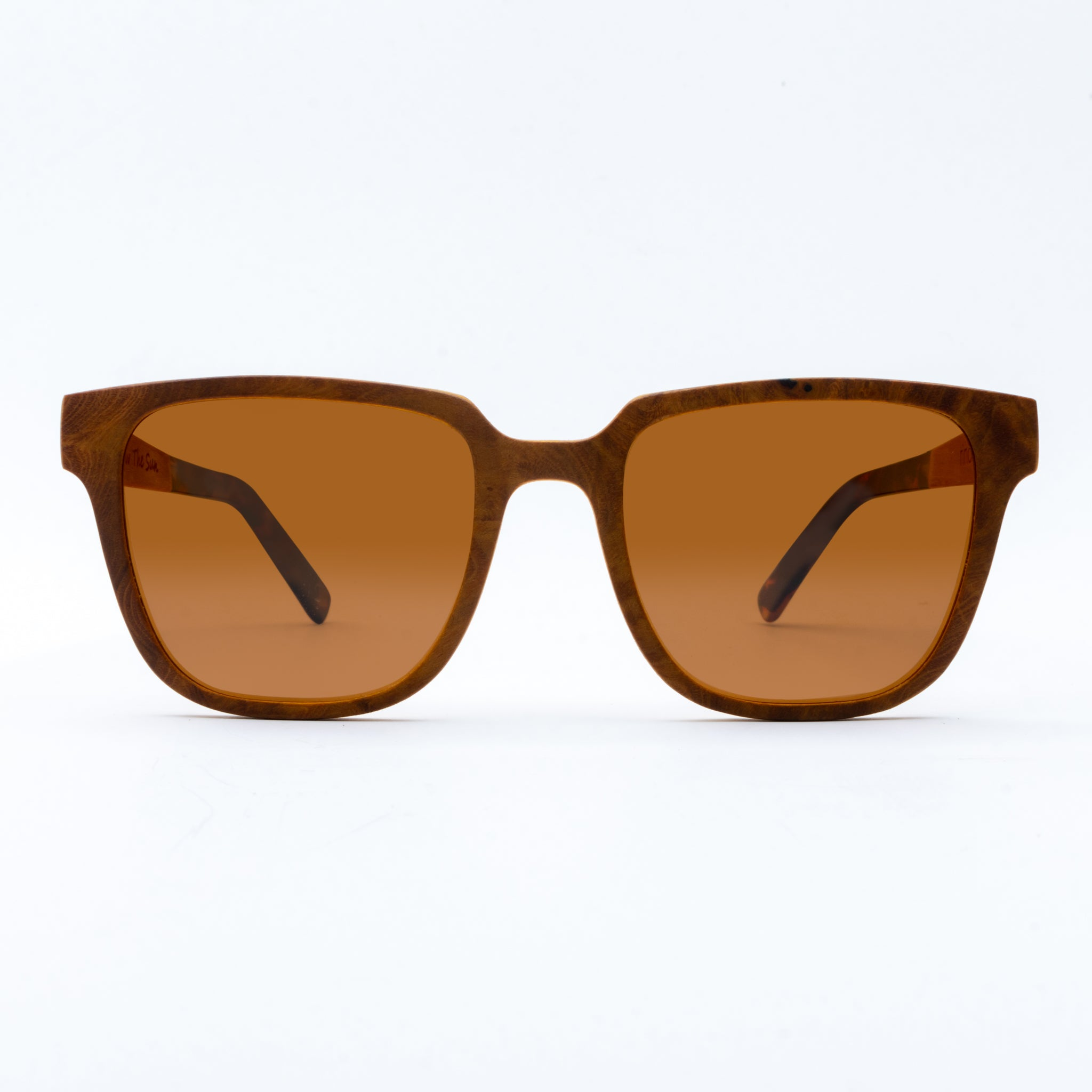 Wooden Sunglasses Rinca Mapplewood Suki