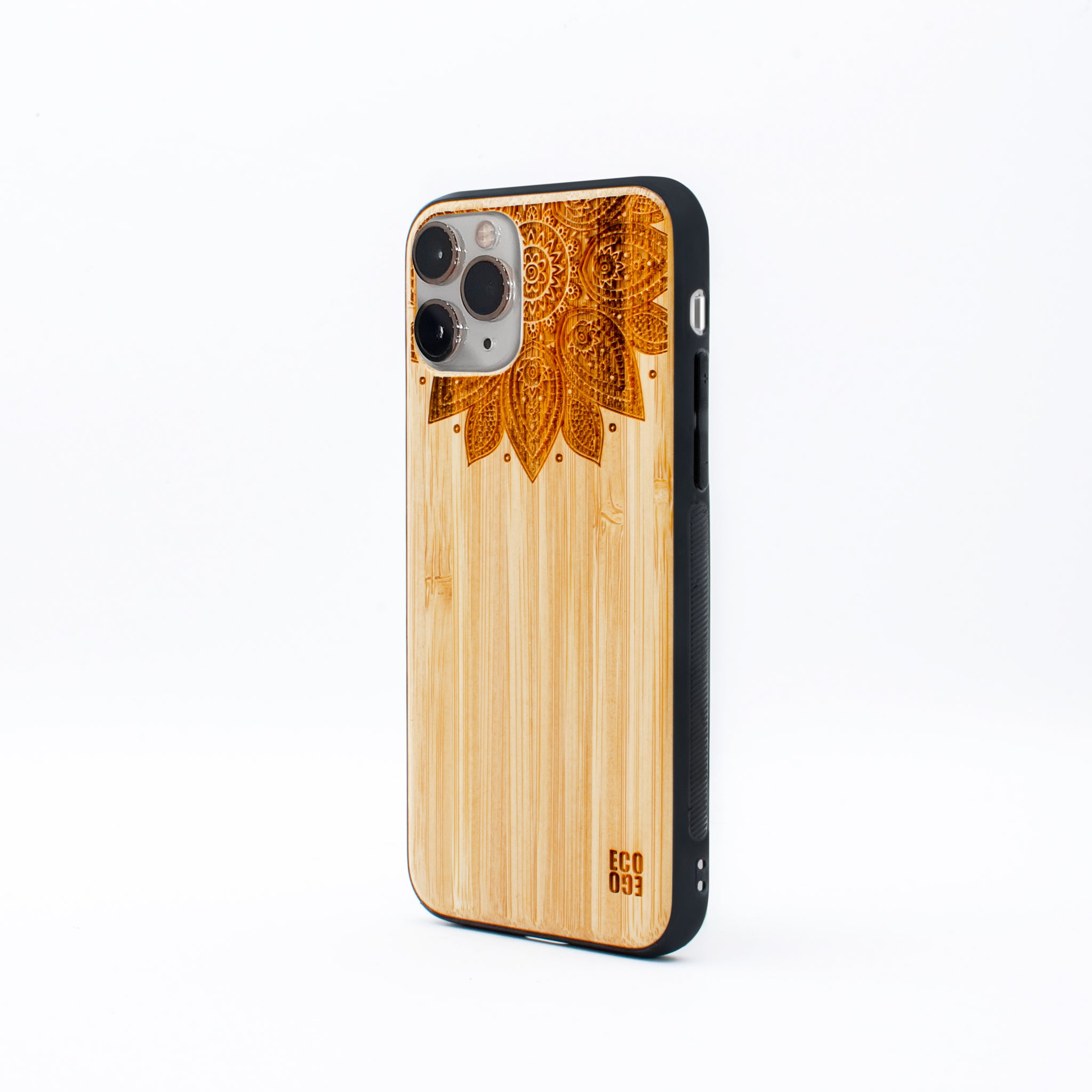 bamboo iphone 11 pro case lotus ecoego