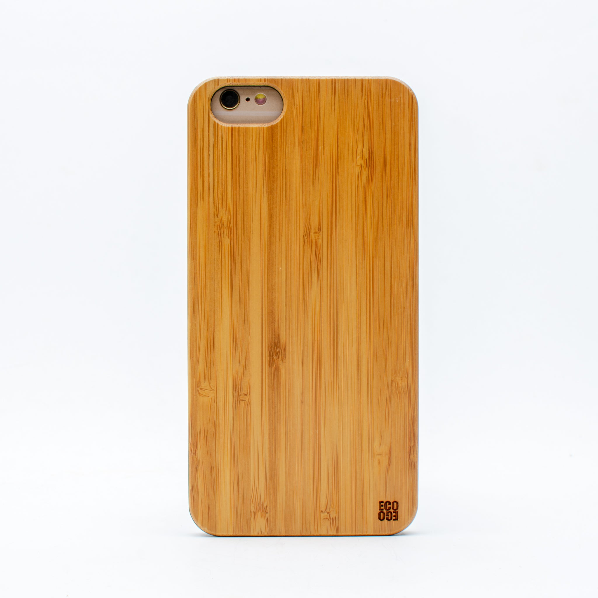 bamboo iphone 6+ case bamboo plain ecoego
