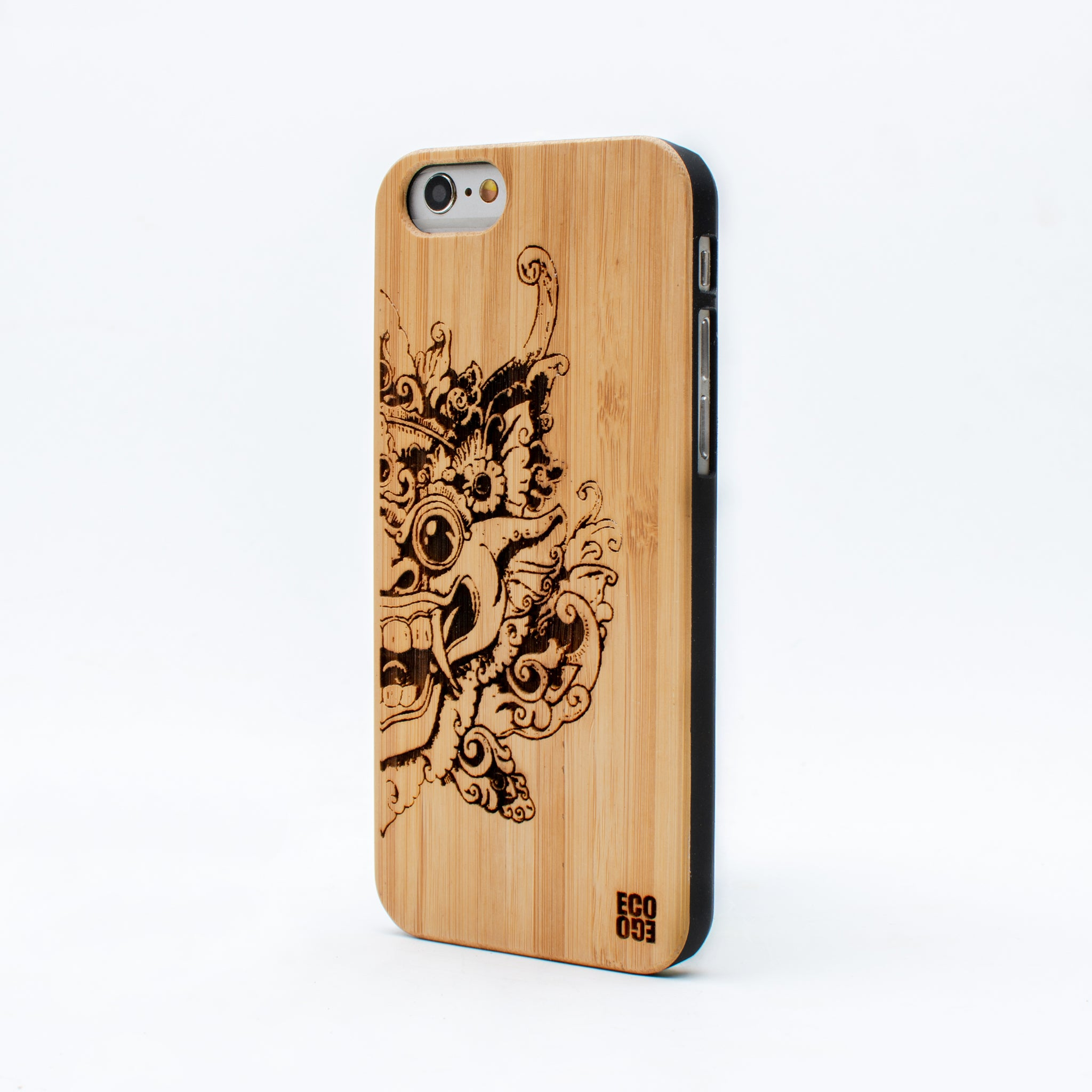 bamboo iphone 6/6s case barong ecoego