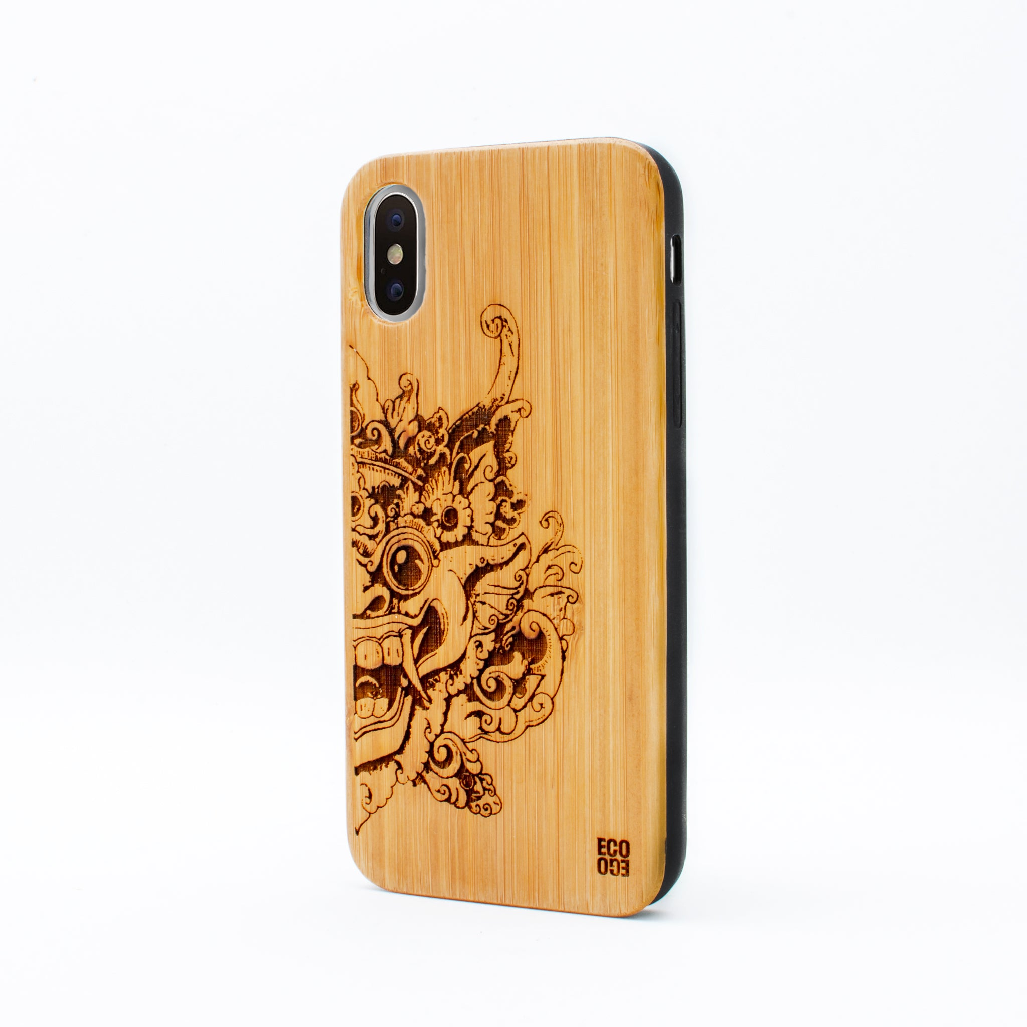 bamboo iphone x case barong ecoego