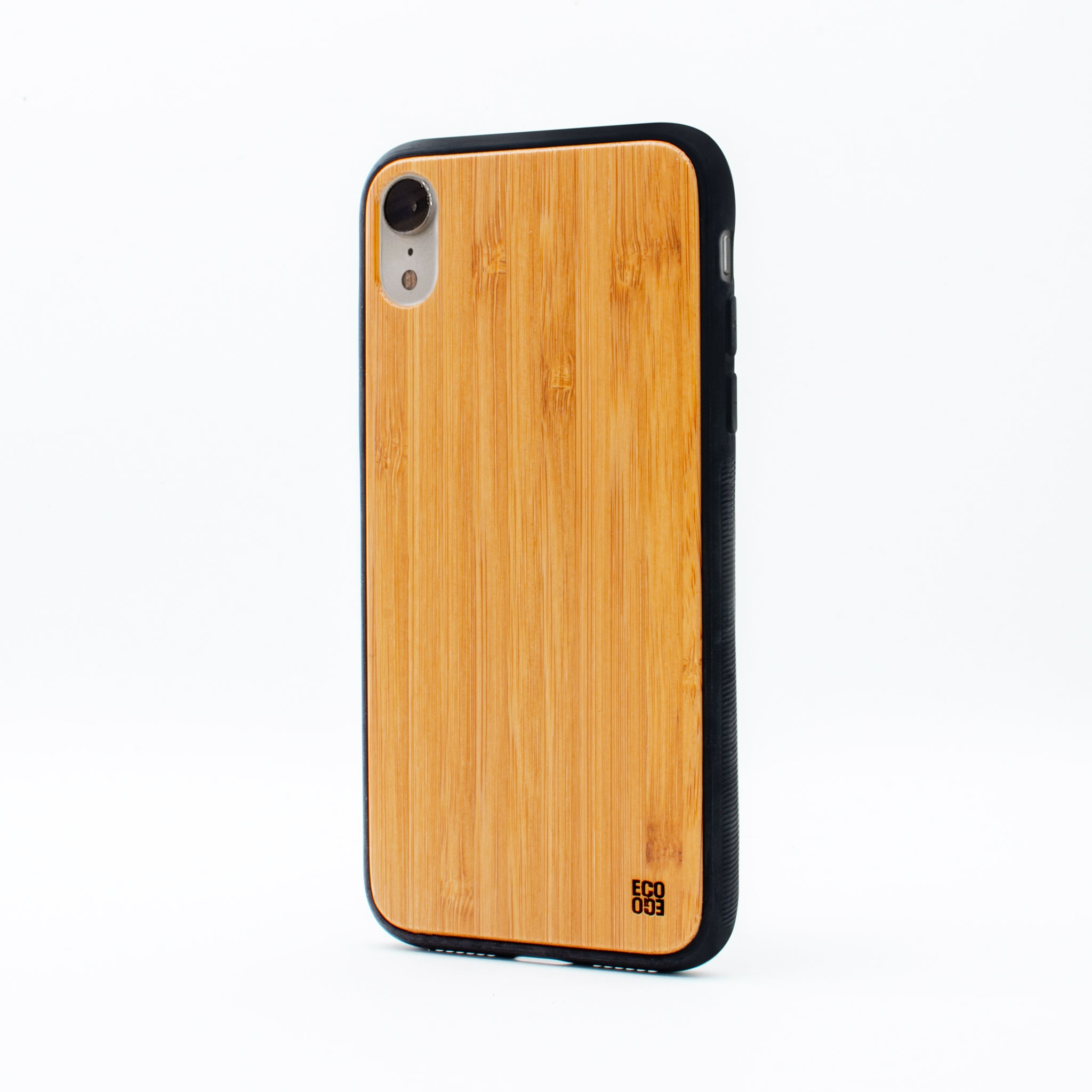 bamboo iphone xr case bamboo plain ecoego