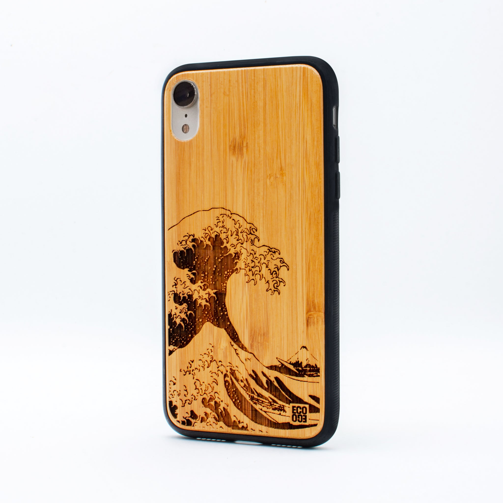 bamboo iphone xr case nami ecoego